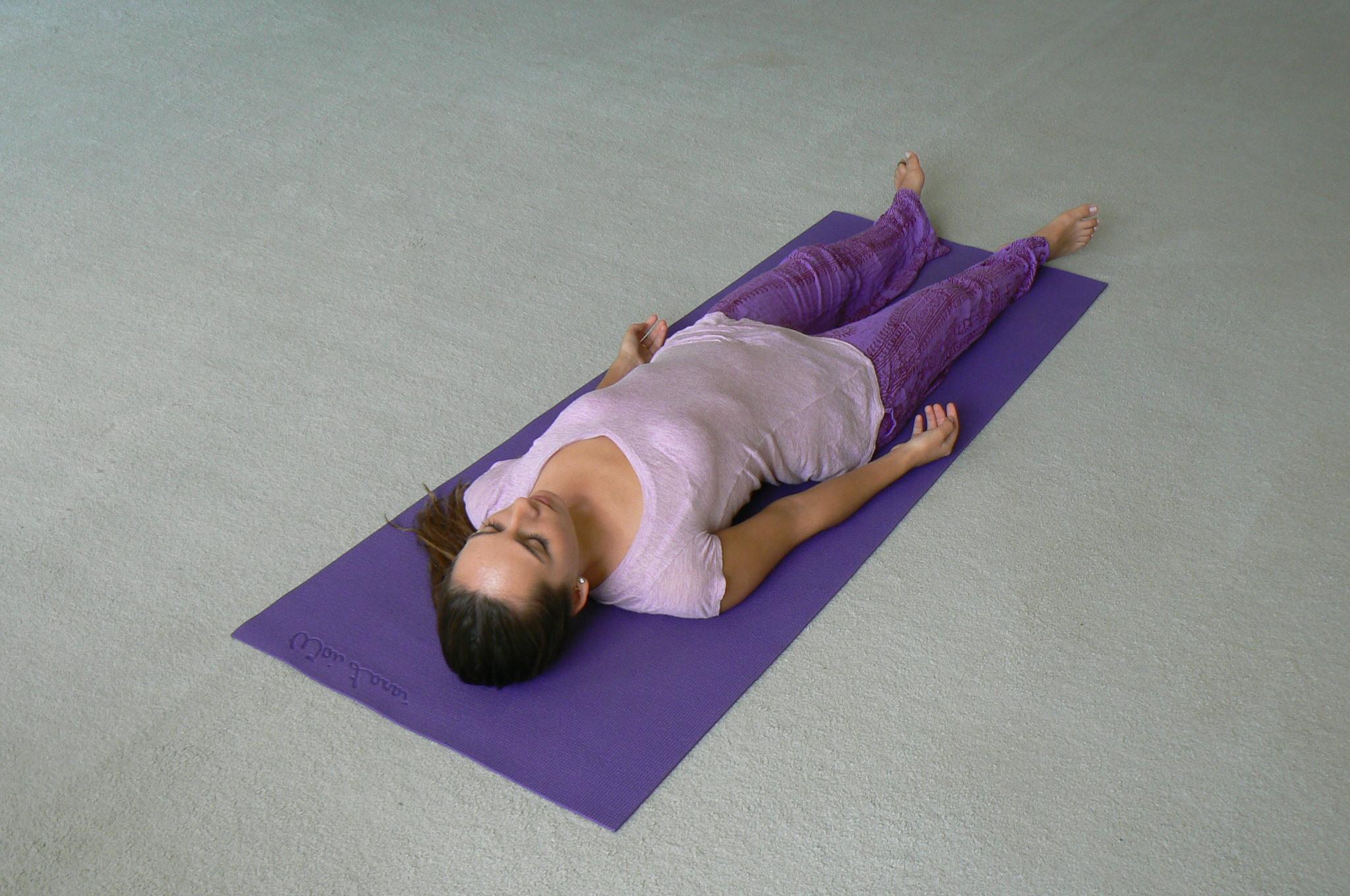 Savasana – (Yoga Corpse Posture)   coolcalmandconnected