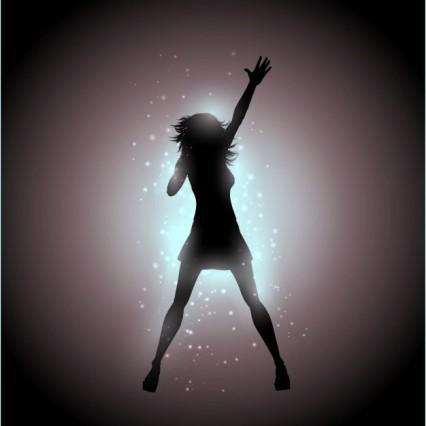 female-singer-silhouette_1048-1142