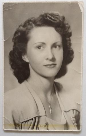 Mum at 21